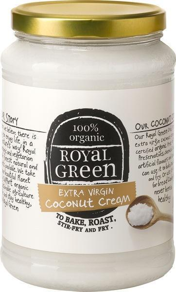 Extra Virgin Coconut Cream (pot, 1.4L)