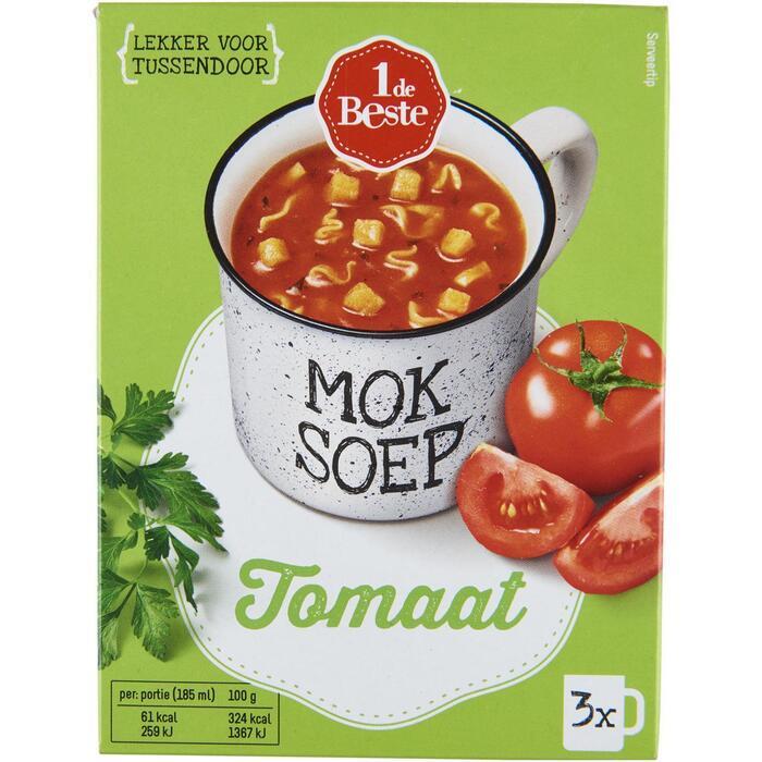 Mok soep tomaat (57g)
