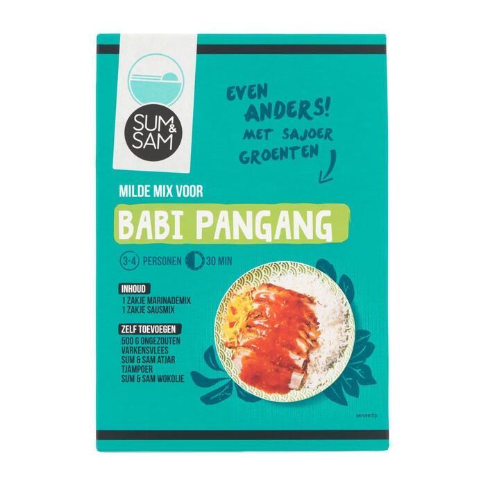 Sum & Sam Milde mix voor Babi Pangang (91g)