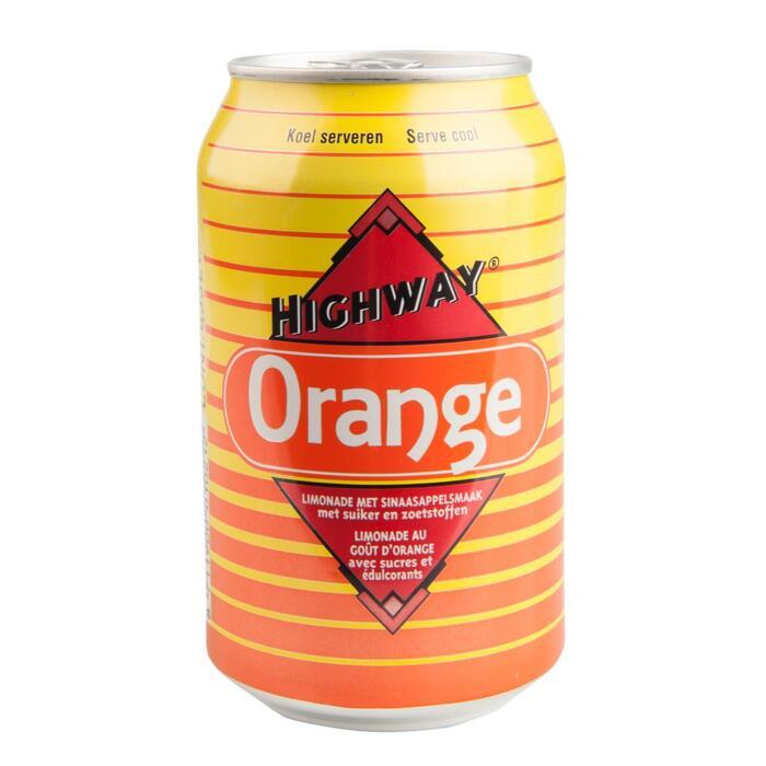 Highway Orange (Stuk, 33cl)