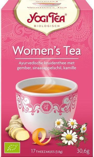 Women's Tea (builtje, 17 × 1.8g)