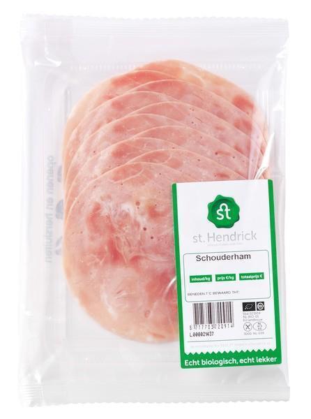 Schouderham (plastic, 90g)