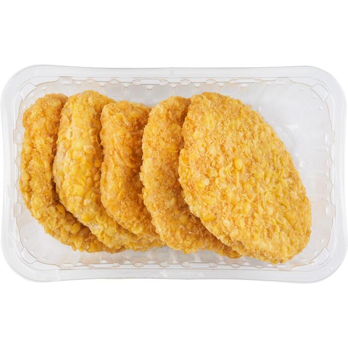 Kipschnitzel krokant 5 stuks (5 × 100g)