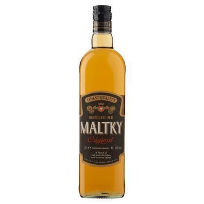 GORTER MALTKY 35% 100 CL. FLES (rol, 1L)