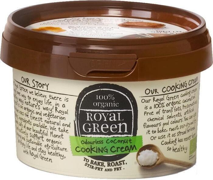 Coconut Cooking Cream (bak, 250ml)