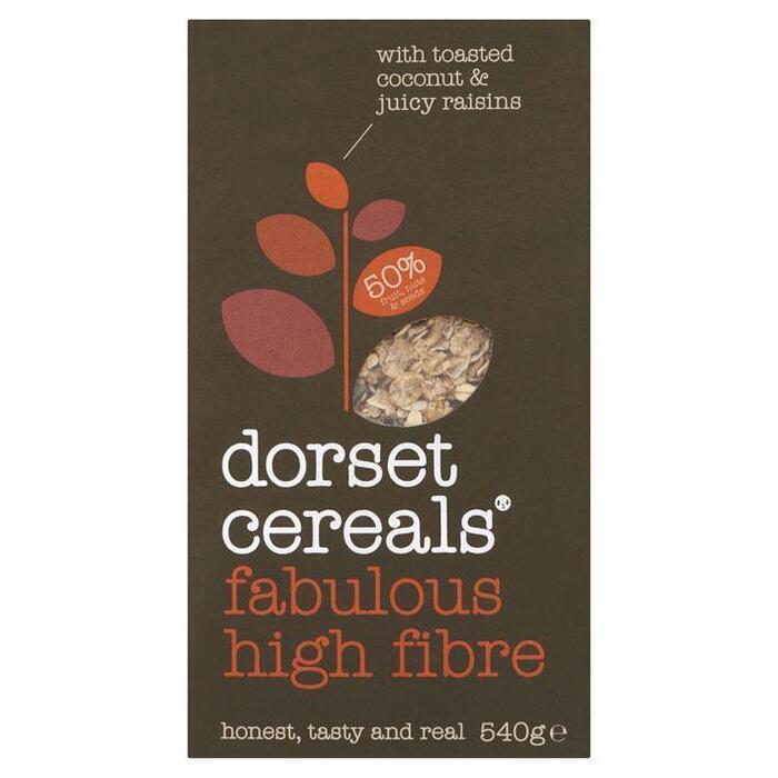 Dorset Super high fibre (540g)