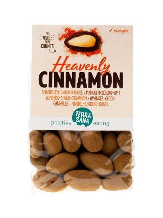 Heavenly Cinnamon / Amandelen-choco-kaneel TerraSana 150g (150g)