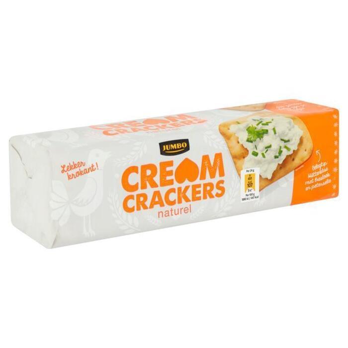 Jumbo Cream Crackers Naturel 300 g (300g)