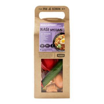Jumbo Maaltijdpakket Nasi Speciaal 1,1 kg (1kg)