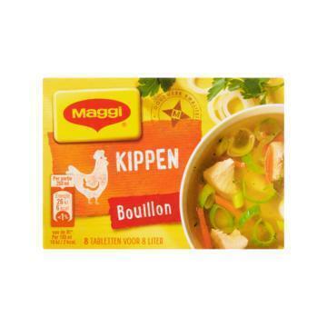 Maggi Kippen bouillonblokjes (tabl, 82g)