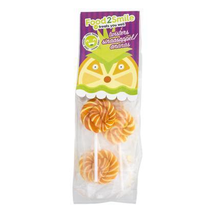 Food2Smile Sinaasappel ananas (50g)