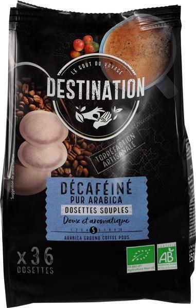 Koffiepads decaf