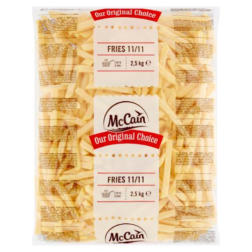 McCain Fries 11/11 2,5 kg (2.5kg)