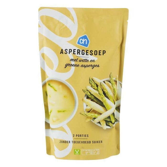 Aspergesoep (zak, 0.57L)