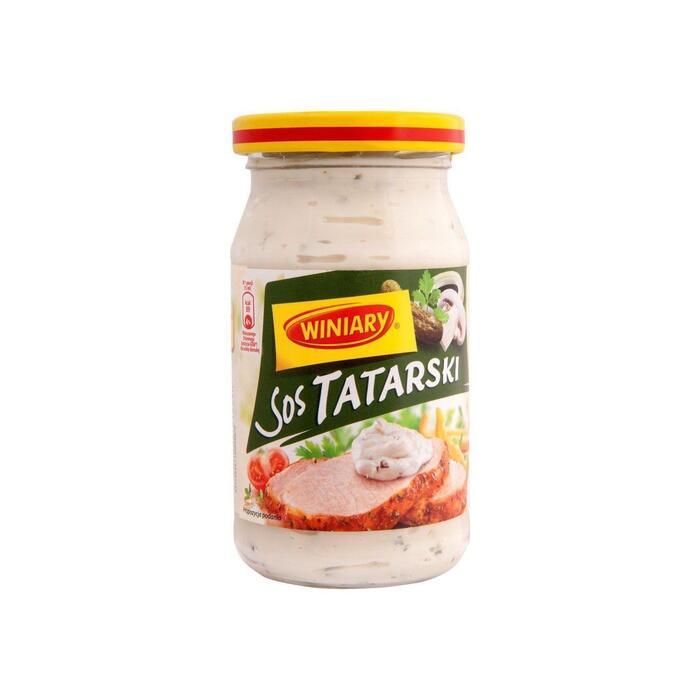 Winiary Tartaarsaus (250ml)