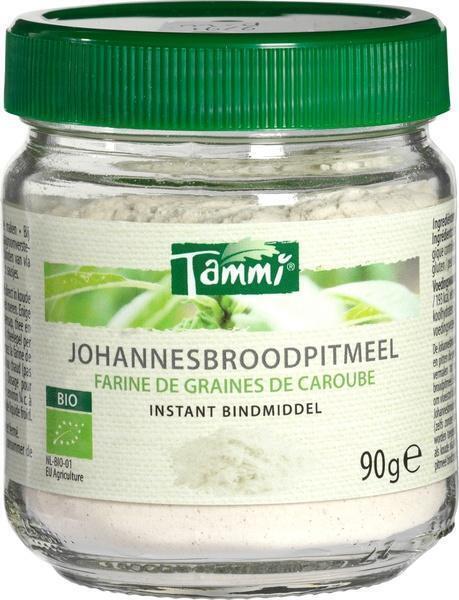Johannesbroodpitmeel (90g)