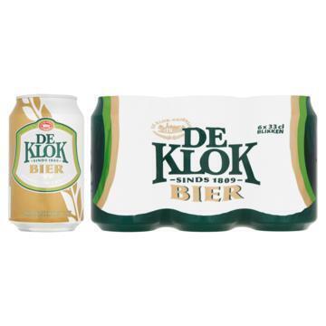 De Klok Bier Pilsener (rol, 1.98L)