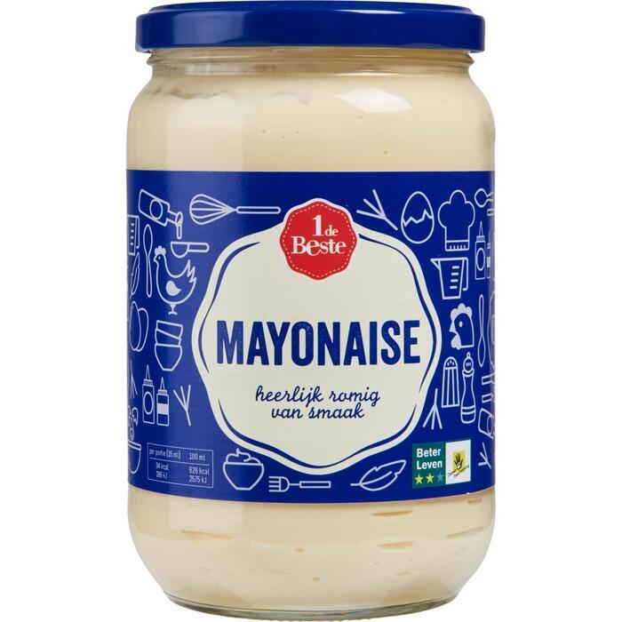 Mayonaise pot (0.65L)