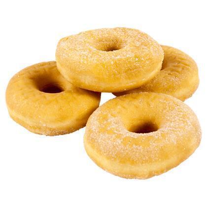 Donut gesuikerd (49g)