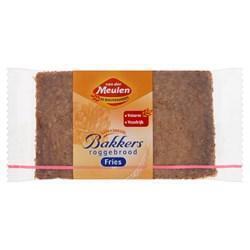 Roggebrood apart verpakt per doos (50g)