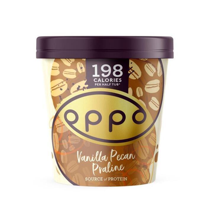 Oppo Ice Cream Oppo vanilla ecan (47.5cl)