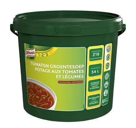 Knorr Tomaten-Groentensoep 3KG 1x (3kg)