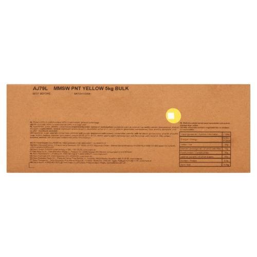 M&M'S World Peanut Yellow 5 kg (5kg)