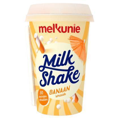 Banaansmaak Milkshake (Stuk, 200ml)