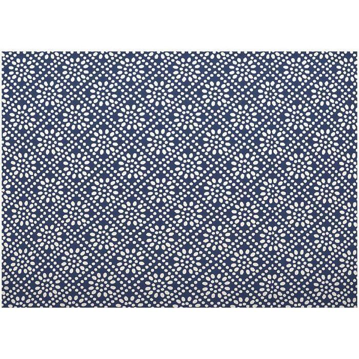 Yummy Home placemat PP blauw