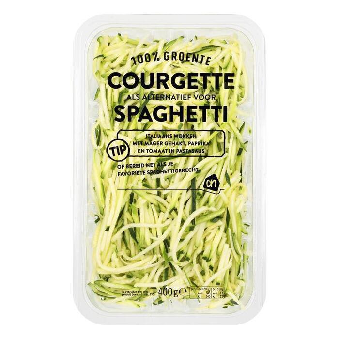 Courgette spaghetti (bak, 400g)
