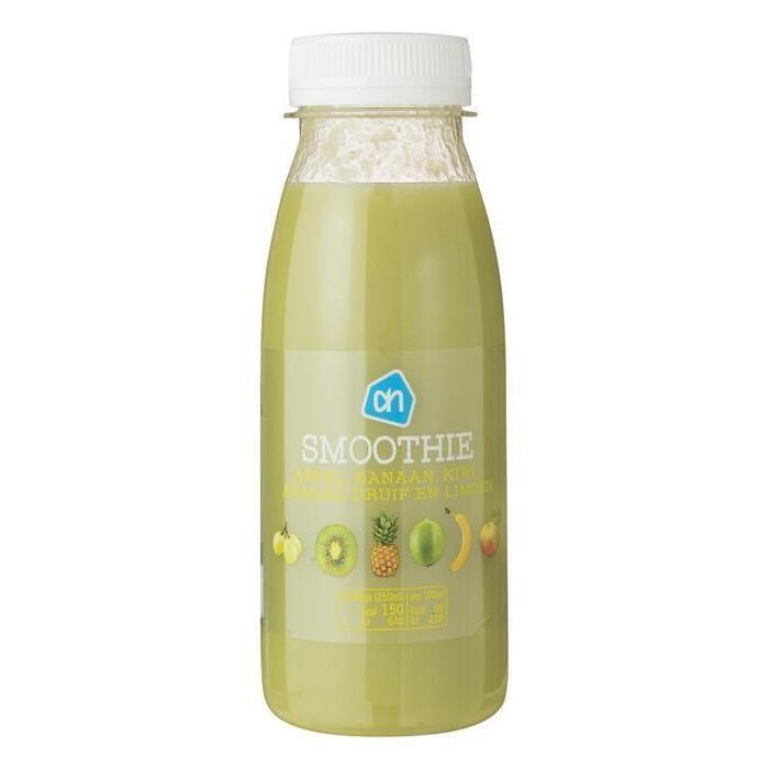 AH Smoothie ananas-kiwi-limoen (250ml)