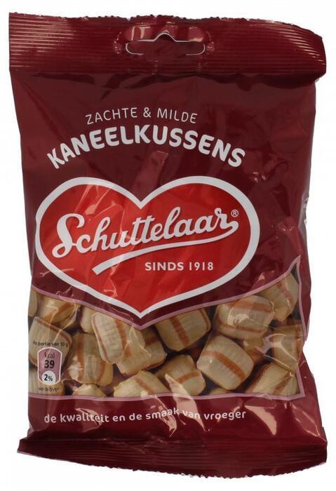 Schuttelaar Kaneelkussens (155g)