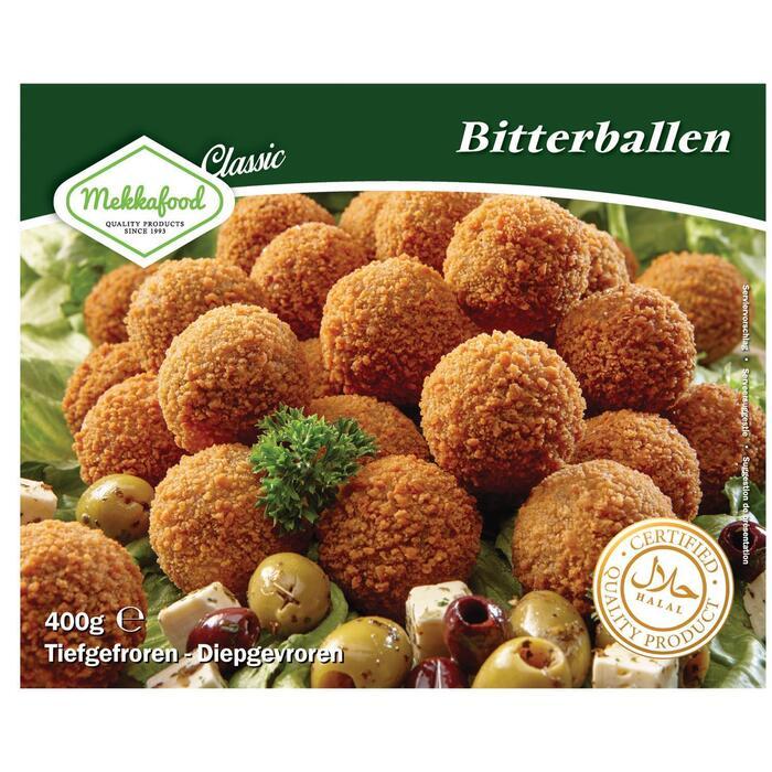 Mekkafood Bitterballen Classic 16 x 25g (400g)