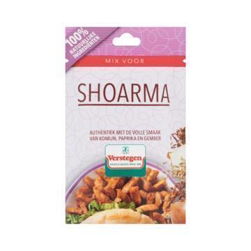 Mix voor Shoarma (30g)
