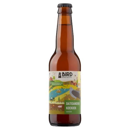 Bird Brewery Datisandere Koekoek Saison Fles 33cl (rol, 33 × 33cl)