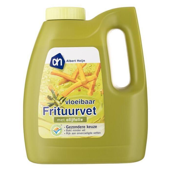 AH Vloeibaar frituurvet extra olijfolie (2L)