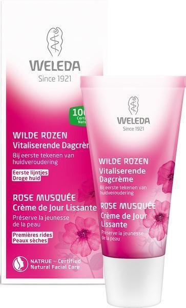 Wilde rozen vitaliserende dagcrème (30ml)