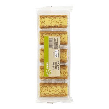 Crème brulée koekjes (175g)