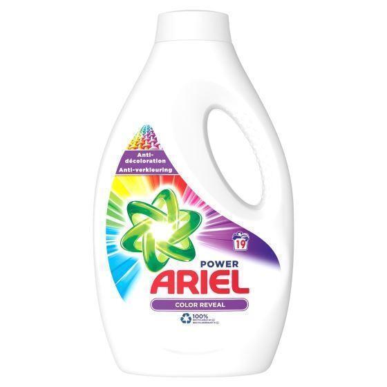 Ariel Kleur & stijl vloeibaar wasmiddel (1.04L)