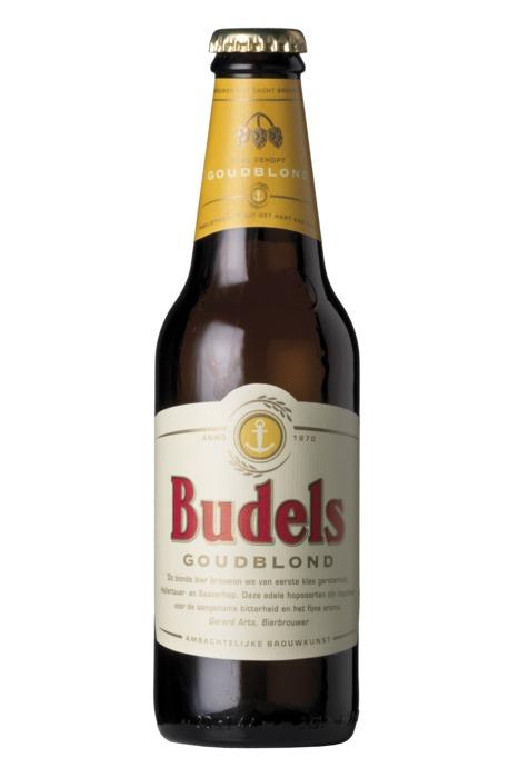 Budels Goudblond fles 30cl. (30cl)