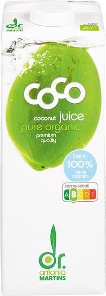 Coco Juice (pak, 1L)