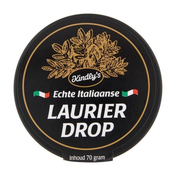 Kindly's Echte Italiaanse Laurier Drop 70g (70g)