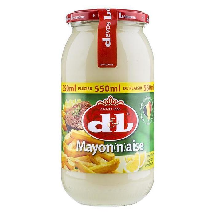 Mayonaise citroen (pot, 0.55L)