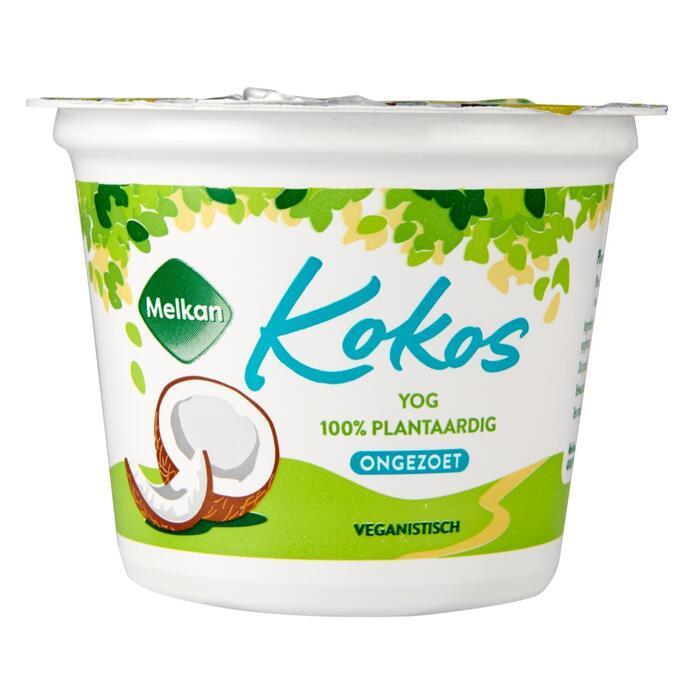 Kokos yoghurt plantaardig (250g)