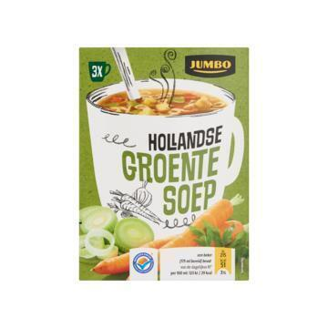 Jumbo Hollandse Groentesoep 3 Zakjes 39, 6g (39.6g)