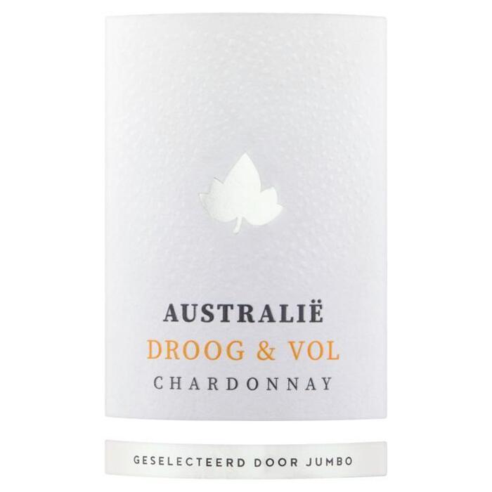Jumbo Australië Chardonnay Vol 250ml (250ml)