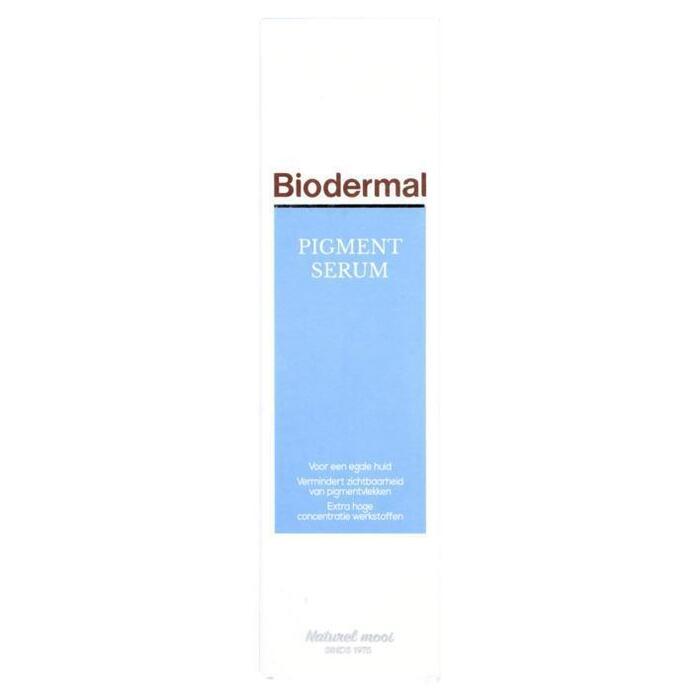 Biodermal Pigmentserum dag & nacht (30ml)