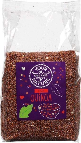 Rode quinoa (400g)