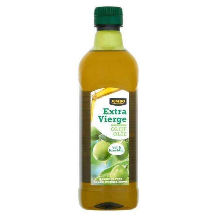 Extra Vierge Olijfolie (plstic fles, 0.5L)