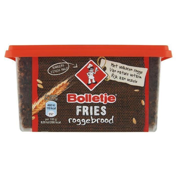 Fries Roggebrood (Stuk, 500g)